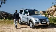 Essai Mitsubishi Pajero : avant de nous dire adieu