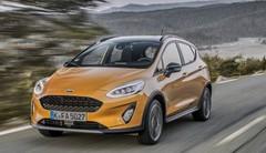 Essai Ford Fiesta Active EcoBoost : le test de la Fiesta des champs