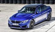 BMW M3 CS (F80) : En guise d'adieu