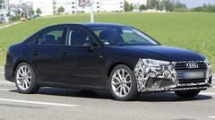 L'Audi A4 prépare son restylage