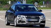 Un facelift pour l'Audi A4