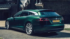 Tesla Model S Shooting Brake : folie néerlandaise