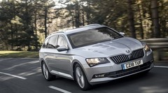 Skoda Superb Combi : une version blindée à 136 000 euros