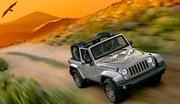 Jeep Wrangler : deux séries limitées comme au revoir
