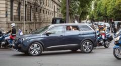 Peugeot donne quelques infos sur le 5008 présidentiel