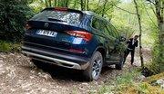 Skoda Kodiaq: un vrai SUV, la preuve par 4x4