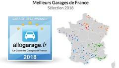 Quels sont les meilleurs garages de France ?