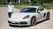 Essai Porsche 718 Cayman GTS : à une voix près