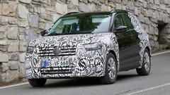 Le T-Cross, le mini SUV de VW, est quasiment prêt !