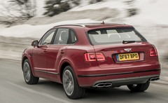 Essai Bentley Bentayga V8 : Gymkhana royal