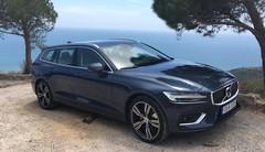Essai Volvo V60 (2018) : le break de gentleman