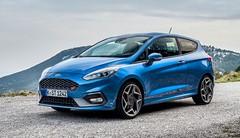 Essai Ford Fiesta ST : Les bases