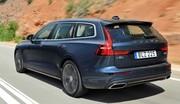 Essai Volvo V60 D4 2018 : Long-courrier plutôt que gros porteur