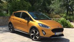 Essai Ford Fiesta Active : baroudeuse des villes