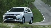 Essai Mitsubishi Outlander PHEV : évolution douce