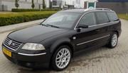 Marche arrière : La Volkswagen Passat W8
