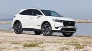 Essai DS7 Crossback L'ambitieux SUV chic à la française