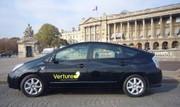 Environnement : Paris a ses taxis écolo !
