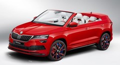 Skoda : s'il te plaît, dessine-moi un SUV cabriolet !