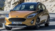 Essai Ford Fiesta Active 1.0 EcoBoost 140 ch : Outil marketing