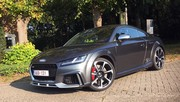 Audi TT RS : Le diable qui sort de sa boîte