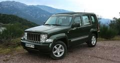 Essai Jeep Cherokee (2008) 2.8 CRD 177 : confortable aventure