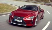 """Essai Lexus LC 500: Avec un """"h"""", ou pas?!?"""