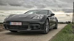 Essai Porsche Panamera 4 E-Hybrid : La démonstration !