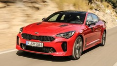 Essai Kia Stinger : Surprise !