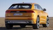 Audi Q8 : elle arrive à point