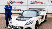 Un Chinois prend la tête de Lotus