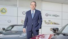 Lotus change de CEO