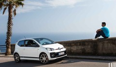 Essai Volkswagen up! GTI : Road trip sur la côte amalfitaine