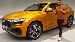 Audi Q8 2018 : toutes les infos en vidéo