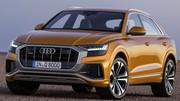 L'Audi Q8 se lance à l'assaut du X6