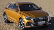L'Audi Q8 avant l'e-tron