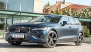 Essai Volvo V60 : Dandy du Nord