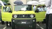 Voici le nouveau Suzuki Jimny