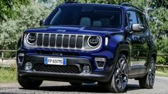 Jeep Renegade restylé (2018) : premières images officielles !