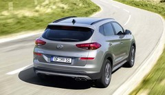 Hyundai Tucson 2018 : Hybride et Diesel