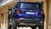 Jeep Renegade : un nouveau regard et de nouveaux moteurs