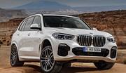 BMW X5 : l'hybride n'est pas au départ