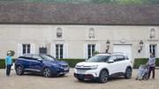 Citroën C5 Aircross vs Peugeot 3008 : le premier match !