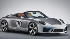 Porsche 911 Speedster Concept (2018)