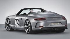 Porsche 911 Speedster Concept (2018) : L'héritage de la 356 roadster dans un concept de 500 ch
