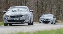 L'essai interdit de la nouvelle Peugeot 508 SW