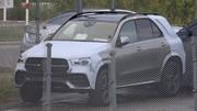 Stock de camouflages épuisé pour le futur Mercedes GLE