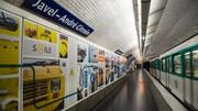 L'histoire de Citroën dans une station de métro