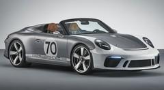 Porsche 911 Speedster concept : une future 911 collector