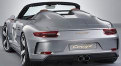 70 ans de Porsche : La future 911 Speedster et la berline électrique Taycan s'annoncent